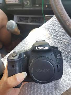 Canon 60d like new doff sc 10rb ada bonus