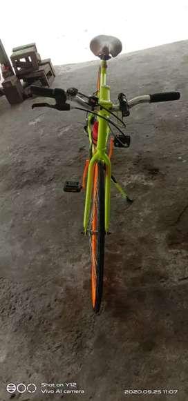 Sepeda fixie semi Road bike Rasa Baru liwar Bungasx