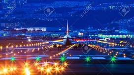 NEED CANDIDATES FOR TICKETING EXECUTIVE AND GROUND STAFF FOR AIRPORT