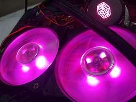 Coolermaster liquid cooler