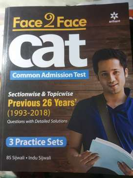 CAT sectionwise & topicwise Previous Year Papers