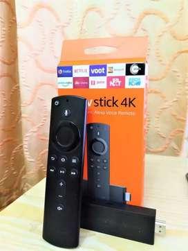 Amazon 4k fire stick