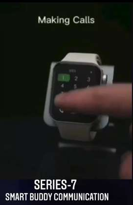 SMART WATCH SERIES-7 CALLING WITH OXYGEN LEVEL CHECK