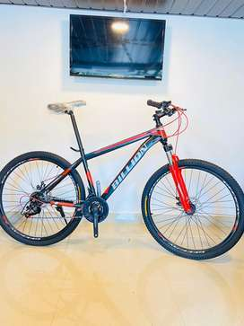 Brand new mtb/hybride /bajaj emi avaliable