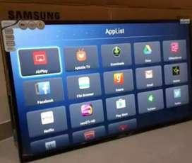 "55""4K Uhd Android Smart@ 1 year warranty"