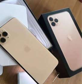 Four Months old iPhone 11 Pro max 512gb with all accessories