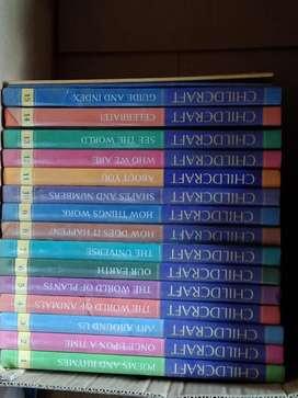 buku Child Craft lengkap. koleksi pribadi