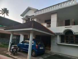8.75 cent plot with 3000 Sq. Ft 5BHK house in Madannada