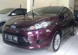 Ford Fiesta Trend AT 2011. Siap Jalan
