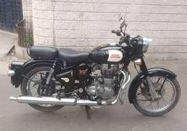 Sale mint condition Royal Enfield classic 350cc bike.
