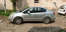 Maruti Suzuki SX4 Top model
