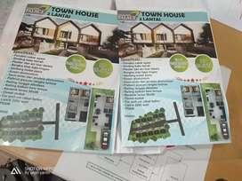 Townhouse mewah, DEMANG PALACE, lokasi Jl Macan Kumbang VII, DP 10 jt.