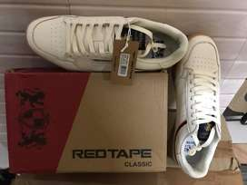 Rupees 5700 size 9 redtape shoes men sneaker new