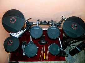 Electronic DrumSet Carlsbro Csd 500