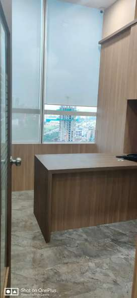 Sanpada furnished office