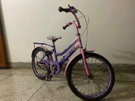 Girl Bicycle In Good Condition