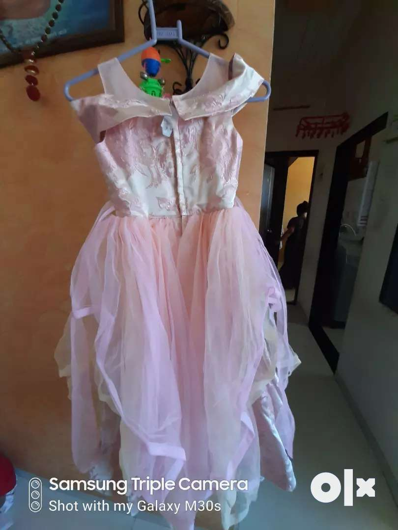 Party Gown for 5 years 0