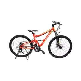 Fingard Sepeda Mtb X 80d - Merah