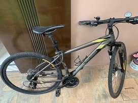 Sepeda Polygon heist hybrid