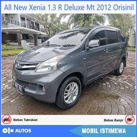[Dp15jt] All New Xenia 1.3 R Deluxe Mt 2012 Orisinil Kredit Murah