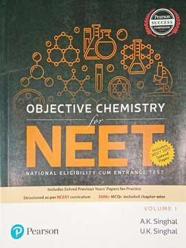 OBJECTIVE CHEMISTRY (PEARSON)
