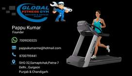 Treadmill Service (All gym equipment service )