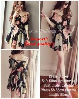 Baju. A1 - Dress Clover Import