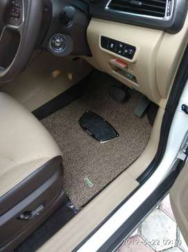 SS Karpet Mobil Custom Basic HONDA MOBILIO/BRV TH'16 Full Bagasi