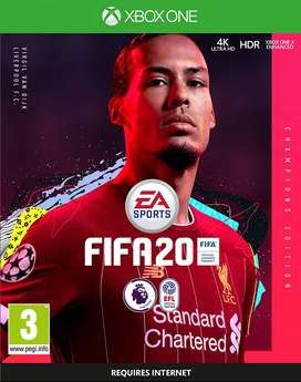game xbox one fifa 20 terbaru xbox one