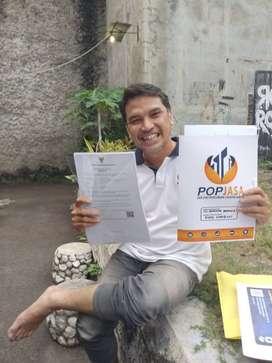 Birojasa Pengurusan SIUP NIB UD CV PT NPWP Oss Online Murah Kab. Maros