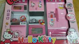 Kids Kitchen Toy Multicolor Set