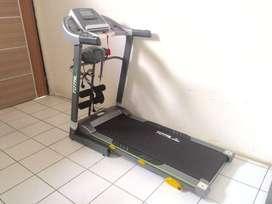 Treadmill Elektrik TL 288 Auto Incline Motor 2hp Untuk 150kg