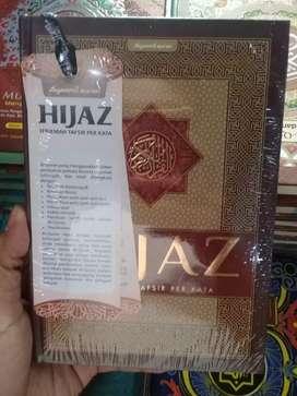 Alquran original hijaz ukuran a5