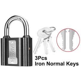 Gembok besi - Iron padlock TLK31381
