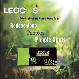 Leocos soaps for all type of skin