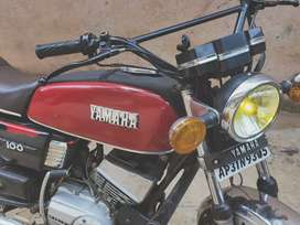 Rx 135 but fully modified as a Rx 100