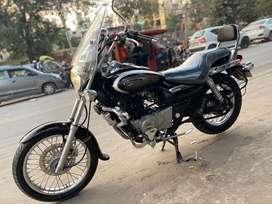 Bajaj avenger 220cc single owner