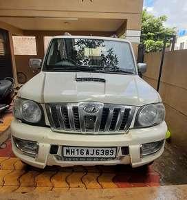 Mahindra Scorpio M2DI CR 2011 Diesel Good Condition