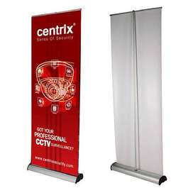 Roll up stands aluminum (panaflex rollup)