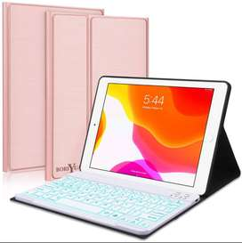 "iPad Keyboard Case for iPad Air 2019(3rd Gen)10.5""/iPad Pro 10.5 2017"