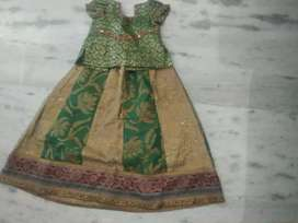 Traditional lehanga blouse