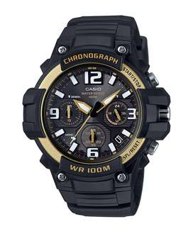 Casio Youth-Black Dial Men's Watch (only mehsana)