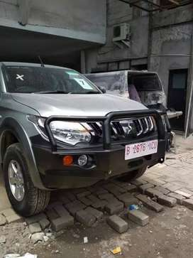 Bumper / bemper besi model Arb ready stock,dmax,triton,ranger 08/2011