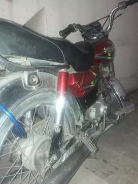 sohrab motor bike in used condition with documents