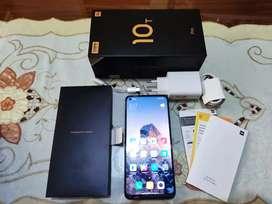 Xiaomi Mi 10T Pro 5G 256GB Garansi Resmi Fullset Like New