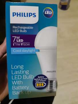 Philips Emergency LED Bulb 7W
