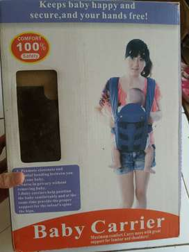 Babycarrier 360 safety
