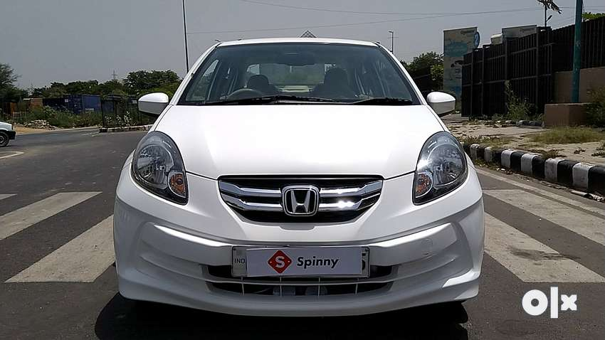 Honda Amaze 1.2 SX i-VTEC, 2014, Petrol 0