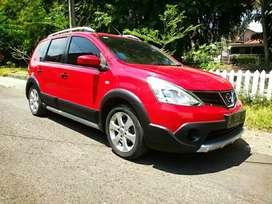 Bismillah,, Nissan Livina X-Gear 1.5 Manual 2013 Merah harga Murah
