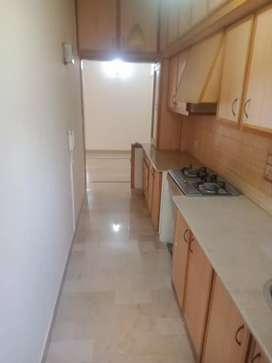 Defence Bunglow Facing 3rd floor 2bed DD for Rent